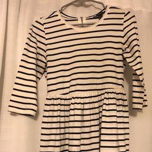 Women's Forever 21 Striped Dress